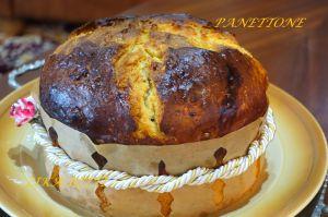 Recette Panettone- brioche italienne / recette originale