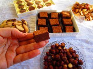 Recette Carrés chocolatés
