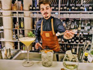 Recette Nectar Cocktail Club, de la classe dans la glace