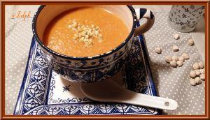Recette Soupe à l'orientale