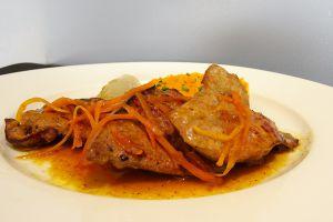 Recette Foie de veau à l'orange