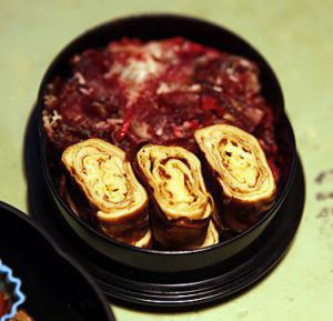 Recette Fritatta de betteraves-potiron