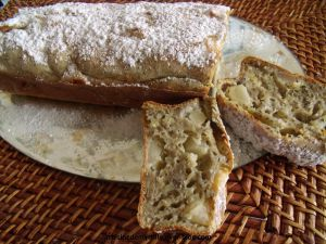 Recette Cake aux graines de CHIA