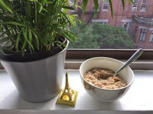 Recette Petit-déjeuner Wasa, amandes, noix de coco, chia