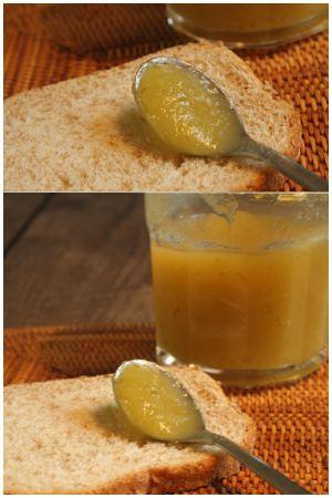 Recette Confiture de courgettes au citron vert