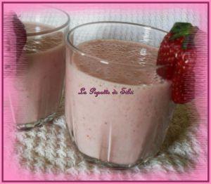 Recette Boisson au yaourt (genre yaourt liquide)