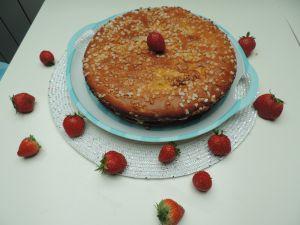 Recette Tropézienne aux fraises