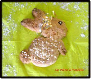 Recette Lapin de Pâques