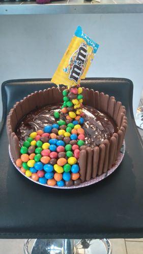 Recette Gravity cake