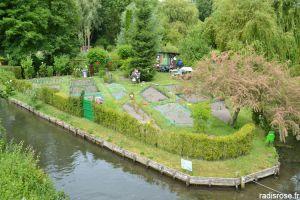 Recette Balade dans les hortillonnages d'Amiens
