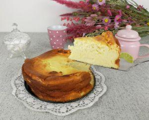 Recette Gâteau au fromage blanc