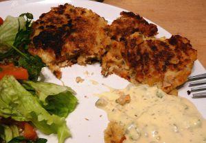 Recette Croquettes au saumon