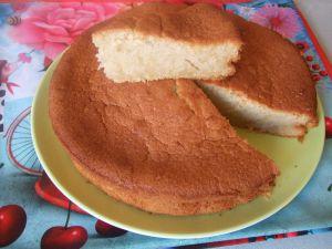 Recette Jusséen, gâteau franc-comtois