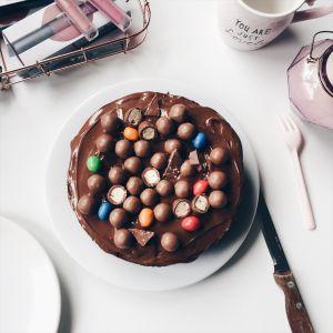 Recette Gâteau au chocolat et son nappage Pâte à tartiner