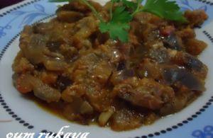 Recette Poulet du cachemire, tour en cuisine 37