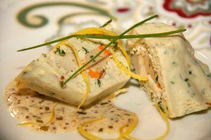 Recette Terrine de poisson aux coquilles St-Jacques