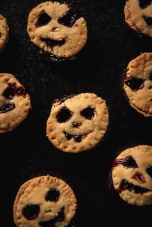 Recette Mini-tartes pour Halloween