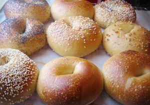 Recette Bagel - delicatessen de la cuisine juive (Etats Unis, Angleterre, monde entier)