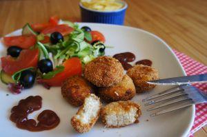 Recette Vrais nuggets de poulet