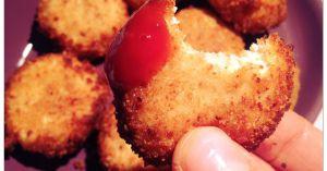 Recette Nuggets ou croquettes de poulet