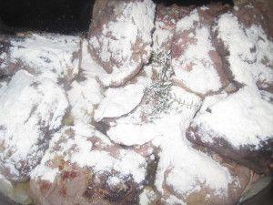 Recette Ragoût de mouton