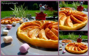 Recette Tartelettes aux pommes, noix et confiture de lait