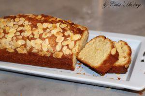 Recette Cake aux amandes et à la vanille