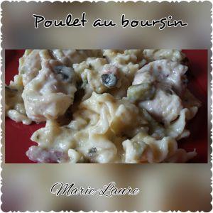 Recette Poulet au Boursin (au Cookéo ou pas)