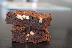 Recette Gâteau chocolat et noix de pécan