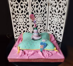 Recette Shimmer and Shine Cake