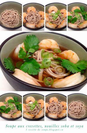Recette Soupes Japonaises