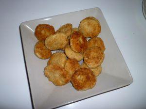 """Recette Nuggets de poulet """"home made!!"""""""