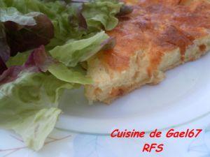 Recette Quiche