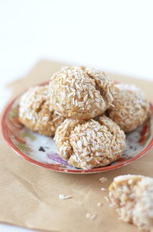 "Recette Biscuits moelleux ""cocokara"" (vegan)"