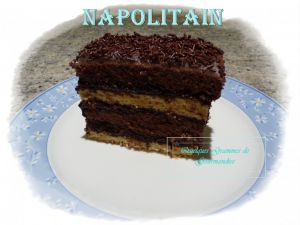 Recette Napolitain
