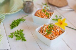 Recette Salade de céleri rave au carvi