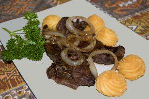 Recette Foie de génisse au porto et fève tonka