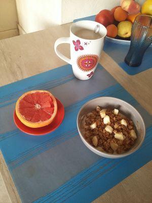 Recette Céréales Muesli et noix de cajou
