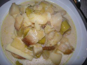 Recette Soupe de saison: Soupe suisse au gruyère