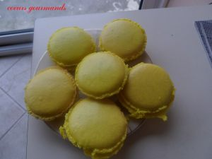 Recette Macarons chocolat fève tonka