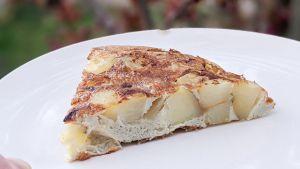 Recette Tortilla espagnole avec 2 ingrédients