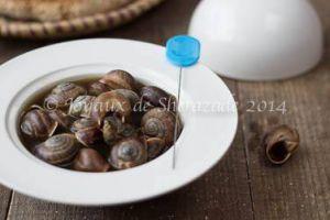 Recette Comment cuire les escargots