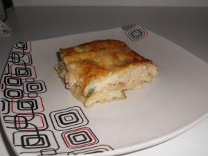 Recette Lasagnes poulet