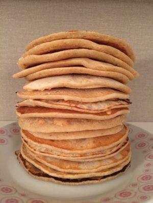 Recette Pancakes (végan)