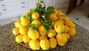 Recette Confits d'écorces de citron