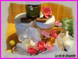 Recette Yaourts maison arome caramel-bonbon