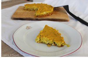 Recette {Les vendredis végés} Tarte crousti-moelleuse au tofu et poireaux