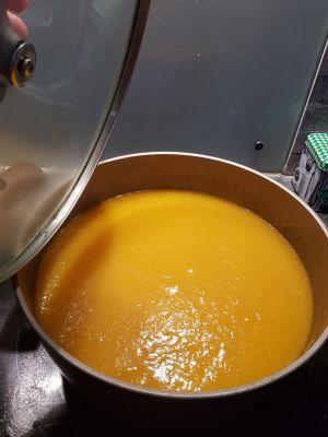 Recette Soupe chou blanc _ carottes