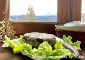 Recette Terrine de confit de canard, foie gras et pruneaux