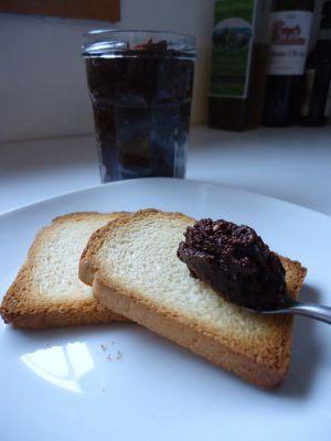 Recette Pâte à tartiner praliné - chocolat